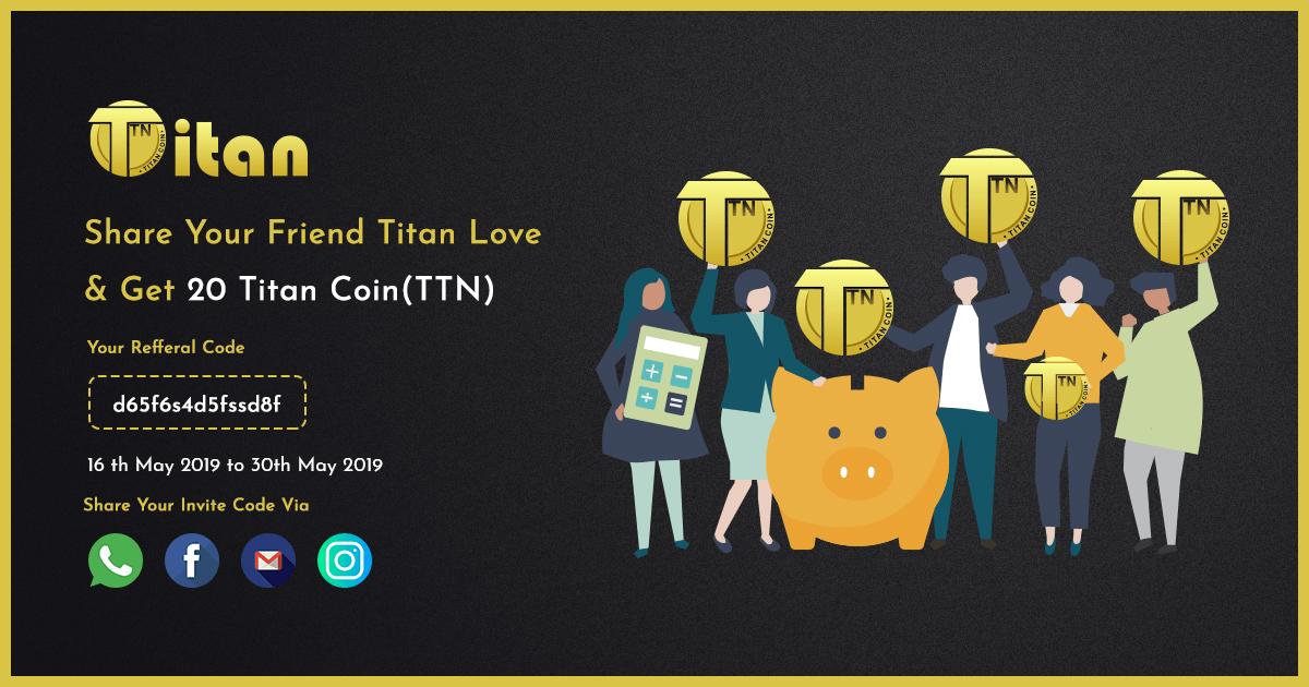 Titan Coin (TTN) : Android App